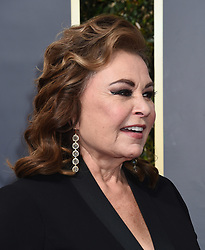 Alicia Vikander at the 75th Annual Golden Globe Awards held at the Beverly Hilton Hotel on January 7, 2018 in Beverly Hills, CA ©Tammie Arroyo-GG18/AFF-USA.com. 07 Jan 2018 Pictured: Roseanne Barr. Photo credit: MEGA TheMegaAgency.com +1 888 505 6342