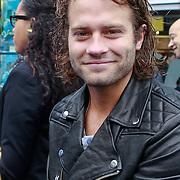 NLD/Amsterdam/20110731 - Premiere film De Smurfen, Sacha Visser
