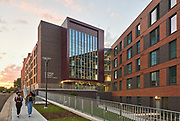 George Street Residence Hall | North Carolina Central University | VINES Architecture | Durham, NC