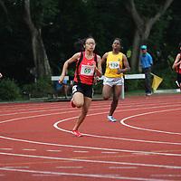 C Division Girls 400m