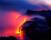 Kilauea Volcano, Hawaii Volcanoes National Park, Island of Hawaii, Hawaii, USA