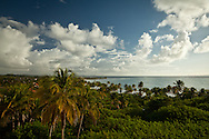 A Caribbean view from Palmas Del Mar in Humacao.