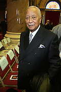 The Honorable Mayor David N. Dinkins at the Swearing-in of the Honorable David A. Patterson at the 55th Governor of New York  at The New York State Capitol in the Assembly Chambers on March 17, 2008