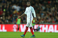 Danny Rose of England looking on. England v Spain, Football international friendly at Wembley Stadium in London on Tuesday 15th November 2016.<br /> pic by John Patrick Fletcher, Andrew Orchard sports photography.