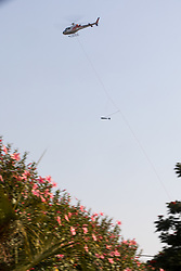 Helicopter Moving Item