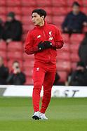 Watford v Liverpool 28/02