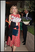 ALLEGRA HICKS, Cartier dinner in celebration of the Chelsea Flower Show. The Palm Court at the Hurlingham Club, London. 19 May 2014.