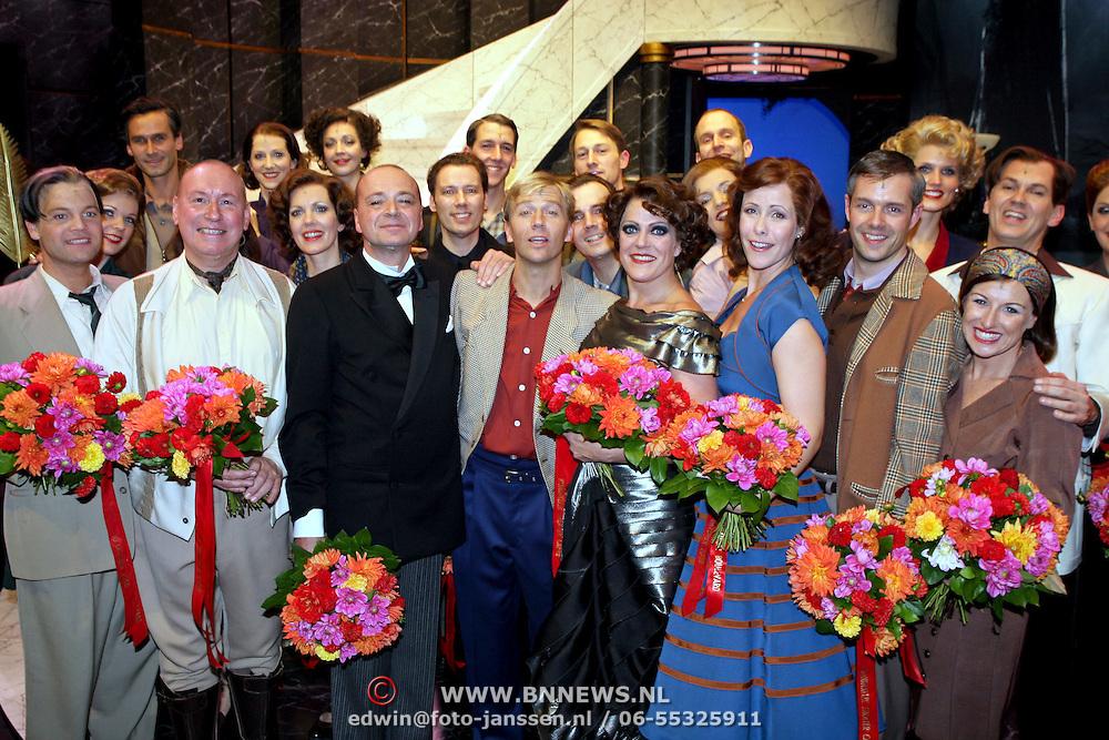 NLD/Amsterdam/200801010 - Premiere Sunset Boulevard,