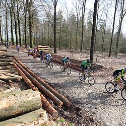 23-03-2019: Wielrennen: Drentse Dorpenomloop: Assen<br />-wielrennen - Assen - Drenthe - KNWU<br />-66- Adriaan Jansen