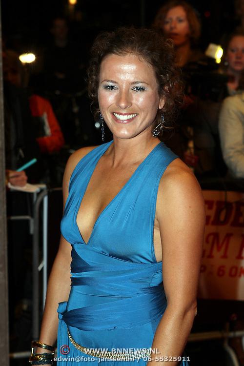 NLD/Utrecht/20070928 - Premiere film Goud over Nederlands dames hockeyelftal, Sylvia Karres