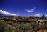 Lahaina Sugar Cane Train, Maui, Hawaii<br />
