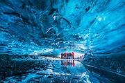 Crystal Cave, Iceland