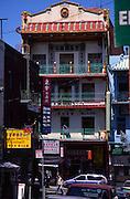 Chinatown, San Francisco, California<br />
