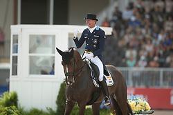 Kittel Patrick, SWE, Well Done de la Roche CMF<br /> World Equestrian Games - Tryon 2018<br /> © Hippo Foto - Stefan Lafrentz<br /> 14/09/2018