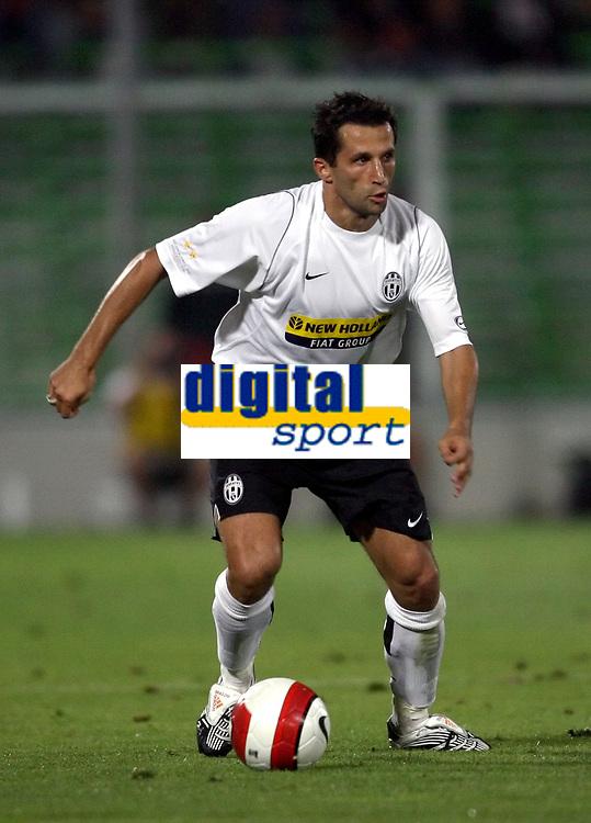 Fotball<br /> Italia<br /> Foto: Inside/Digitalsport<br /> NORWAY ONLY<br /> <br /> Hasan Salihamidzic (Juventus)<br /> <br /> Friendly match<br /> 11 Aug 2007 <br /> Juventus v Roma (5-2)