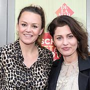 NLD/Amsterdam/20190414 - Premiere 't Schaep met de 5 Pooten, Fockeline Ouwerkerk en Juliette van Ardenne