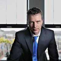 Nederland, Amsterdam , 2 april 2015.<br /> Siegfried Kok is senior fondsbeheerder voor BNP Paribas OBAM en gespecialiseerd in de healthcare sector.<br /> Foto:Jean-Pierre Jans