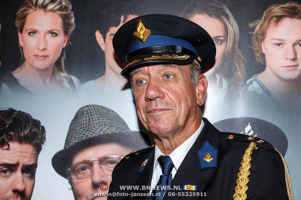 NLD/Amsterdam/20150916 - Perspresentatie Baantjer Live 2, Peter Romer