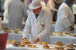 Scotch Pie Championships_Dunfermline Blcc_20-11-2019<br /> <br /> Judge Bill Montgomery<br /> <br /> (c) David Wardle | Edinburgh Elite media