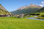 Somvih is a municipality in the Maloja Region in the Swiss canton of Graubünden. in the Inn Valley