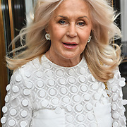 Liz Brewer Arrivers at Screen International partnered with Lonsdon's leading indeoendent 50star hotel The Athenaeum Hotel, Piccadilly, Mayfai to host their perCannes London party on 7th May 2019, UK.