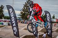#994 (SCHMIDT Julian) GER at the 2016 UCI BMX Supercross World Cup in Santiago del Estero, Argentina