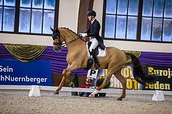 Kronberg, Gestüt Schafhof, KRONBERG _ Int. Festhallen Reitturnier Schafhof Edition 2020<br /> <br /> BACHMANN ANDERSEN Daniel (DEN), Marschall-Bell<br /> Louisdor-Preis - Finale 2020 <br /> Nachwuchspferde Grand Prix für 8 - 10j. Pferde / Einlaufprüfung <br /> Kurz Grand Prix<br /> Dressurprüfung Kl.S***<br /> <br /> 19. December 2020<br /> © www.sportfotos-lafrentz.de/Stefan Lafrentz