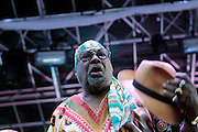 """August 27, 2016- Brooklyn, New York-United States: Recording Artist George Clinton performs at the 2016 AfroPunk Brooklyn Concert Series held at Commodore Barry Park on August 27, 2016 in Brooklyn, New York City. Described by some as """"the most multicultural festival in the US,"""" which includes an eclectic line-up and an audience as diverse as the acts they come to see. (Photo by Terrence Jennings/terrencejennings.com)"""