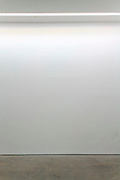 Whitecube Gallery, lighting by whitegoods