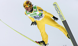 Noriaki Kasai (JPN) at Flying Hill Team in 3rd day of 32nd World Cup Competition of FIS World Cup Ski Jumping Final in Planica, Slovenia, on March 21, 2009. (Photo by Vid Ponikvar / Sportida)