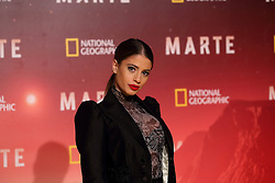 November 8, 2016 - Roma, Italy - Italian actress CHIARA NASTI during Red Carpet of the premier of 'Mars' the largest production ever made by National Geographic. (Credit Image: © Matteo Nardone/Pacific Press via ZUMA Wire)