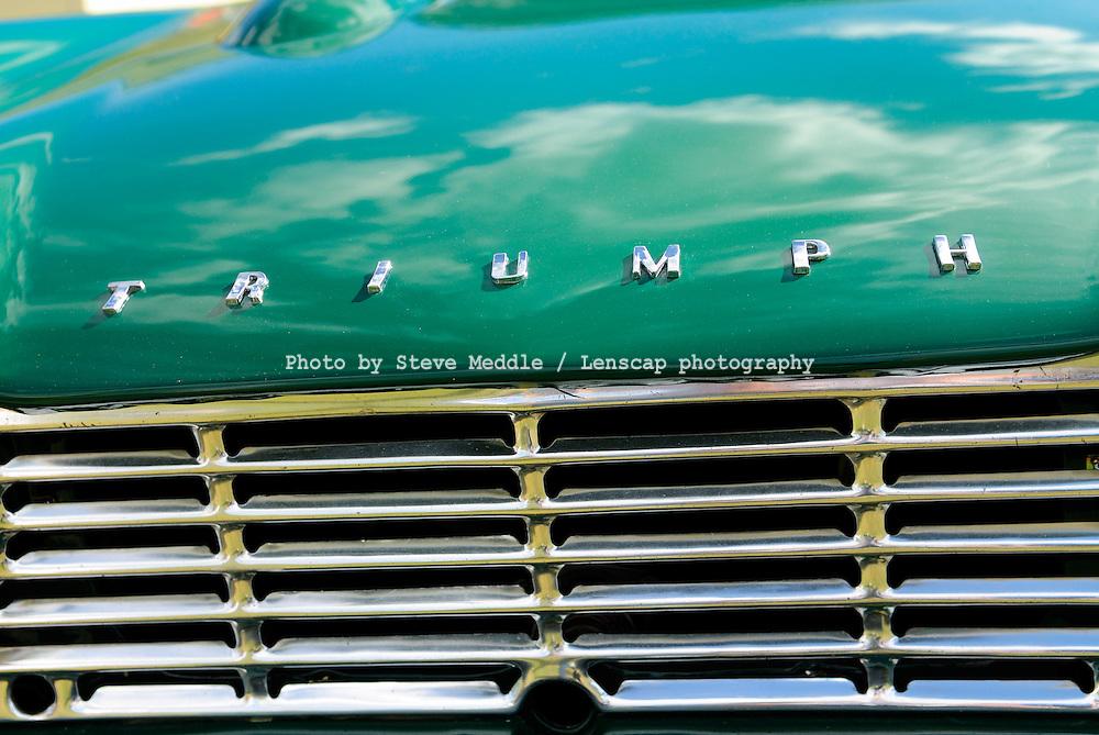 Triumph Dolomite, Badge Detail - 2010