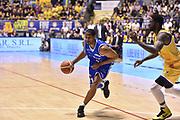 Tremell Darden<br /> Fiat Torino - Mia Cantu<br /> Lega Basket Serie A 2016/2017<br /> Torino 26/03/2017<br /> Foto Ciamillo-Castoria