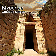 Pictures of Mycenae Archaeological Site, Images & Photos, Greece