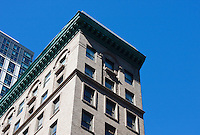 architecture in New york City in October 2008