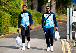 Bristol Rovers players arrive at the Memorial Stadium - Mandatory by-line: Dougie Allward/JMP - 19/09/2020 - FOOTBALL - Memorial Stadium - Bristol, England - Bristol Rovers v Ipswich Town - Sky Bet League One