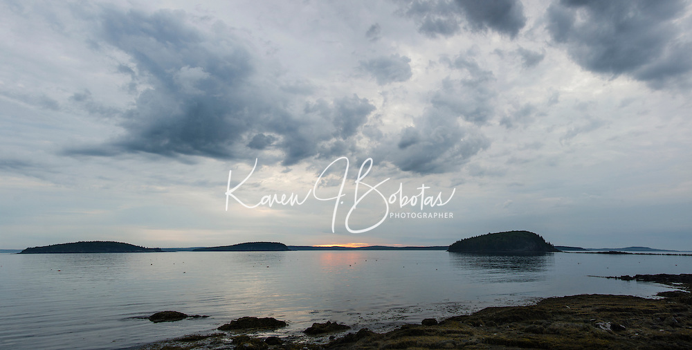 Travels to Bar Harbor, Maine.  ©2016 Karen Bobotas Photographer