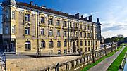 Kamienica Aleksandrowiczów - zabytkowy budynek w prawobrzeżnej części Podgórza, Kraków, Polska<br /> Aleksandrowicz's house - historic building, Cracow, Poland