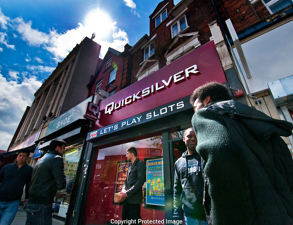 Slot Machine Gaming Centre in South London