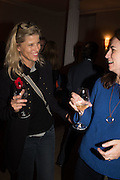 JESSICA ZAMBELETTI; ANNA JAMES, Party to celbrate the publication of ' Walking on Sunshine' 52 Small steps to Happiness' by Rachel Kelly. RSA. London. 9 November 2015