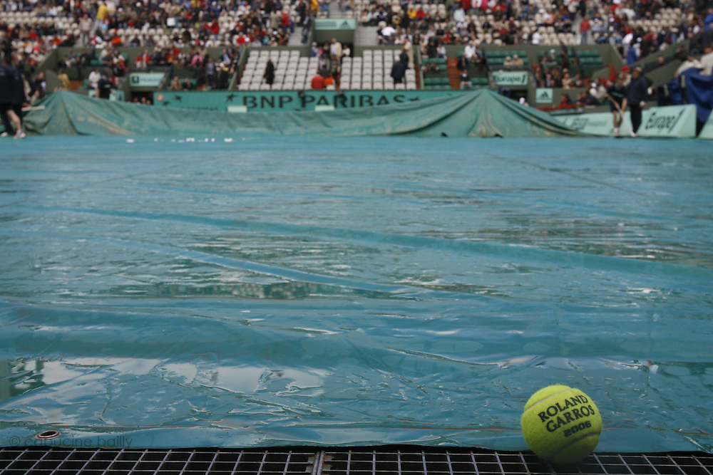 Roland Garros. Paris, France. May 31st 2006..