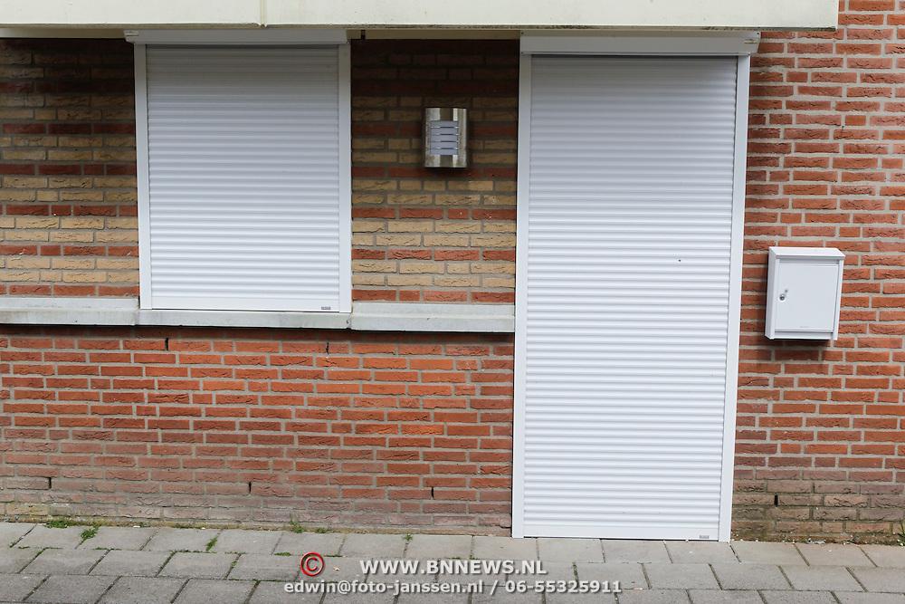 NLD/Spijkenisse/20120506 - Woning DJ Afrojack en zijn moeder in Spijkenisse,