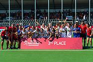 Spain Women v England Women 250819