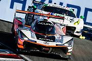 October 30-Nov 1, 2020. IMSA Weathertech Raceway Laguna Seca: #7 Acura Team Penske Acura DPi, DPi: Helio Castroneves, Ricky Taylor