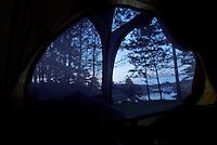 Camping at Bryllupsholmen, Arendal