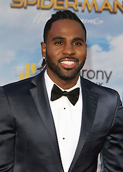 Spider-Man: Homecoming Premiere at The TCL Chinese Theatre in Hollywood, California. 28 Jun 2017 Pictured: Jason Derulo. Photo credit: River / MEGA TheMegaAgency.com +1 888 505 6342