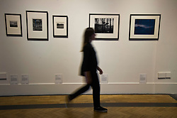 The View from Here exhibition at the Scottish National Portrait Gallery in Edinburgh brings together 70 key works charting the history of landscape and photography over 175 years. <br /> <br /> (c) Ger Harley | Edinburgh Elite media