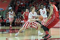 Matt Stacho Illinois State Redbird basketball player photo