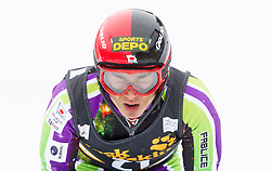 YUASA Naoki of Japan  during 10th Men's Slalom - Pokal Vitranc 2013 of FIS Alpine Ski World Cup 2012/2013, on March 10, 2013 in Vitranc, Kranjska Gora, Slovenia. (Photo By Vid Ponikvar / Sportida.com)