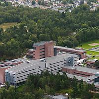 Universitetet i Agder campus på Gimlemoen Kristiansand.